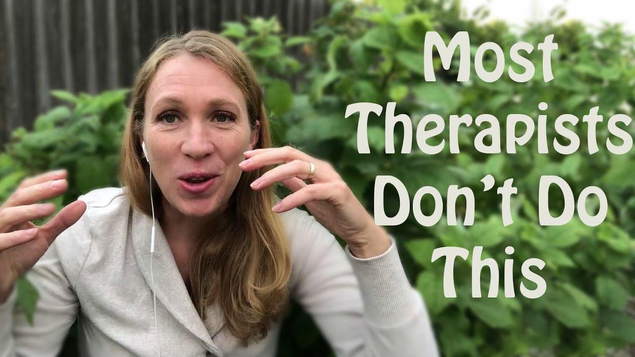 Mental Health Team Therapy Nutshell