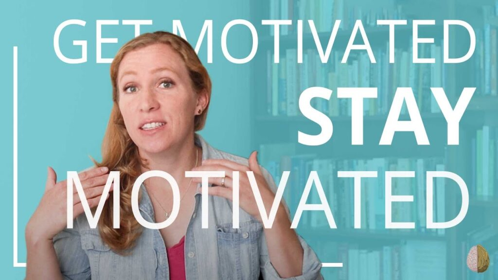 get motivated stay motivated therapy in a nutshell