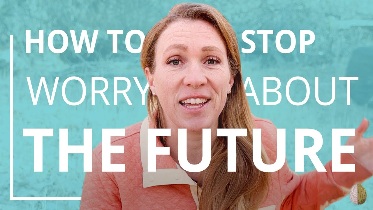 Stop worry future Therapy in a Nutshell